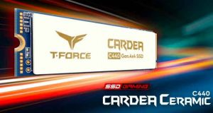 SSD T-Force CARDEA Ceramic C440 de TeamGroup