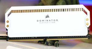 Dominator Platinum RGB White de Corsair