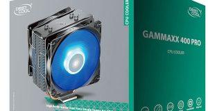 Ventirad Gammaxx 400 Pro de DeepCool