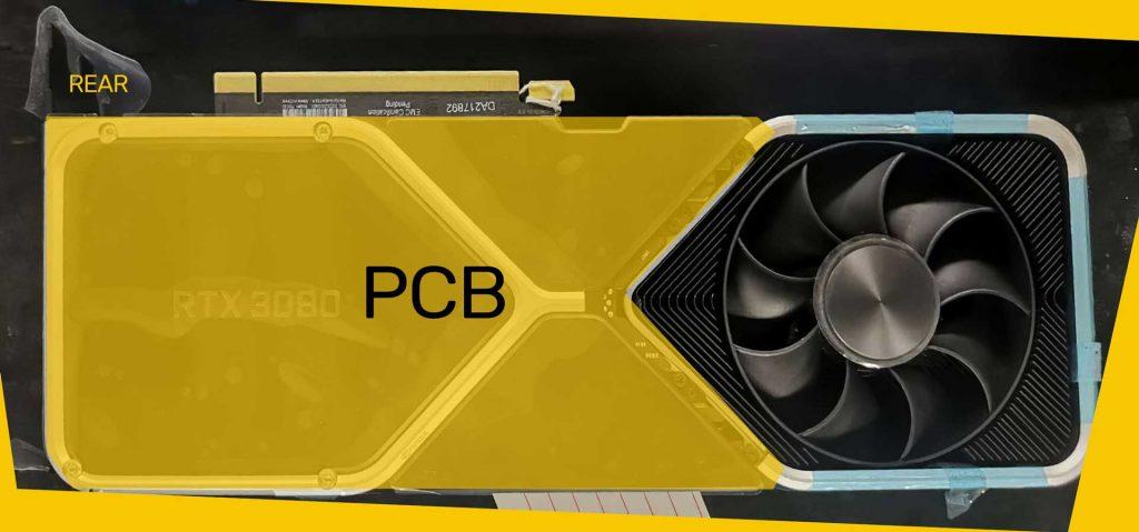 Premier cliché de la GeForce RTX 3080 Ampere ?