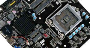 Carte mère H410H6-TI2 d'ECS (Elitegroup Computer Systems)