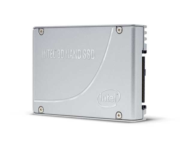 SSD Intel 3D NAND
