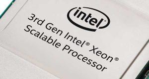 Processeur Intel Xeon Scalable de 3ème génération