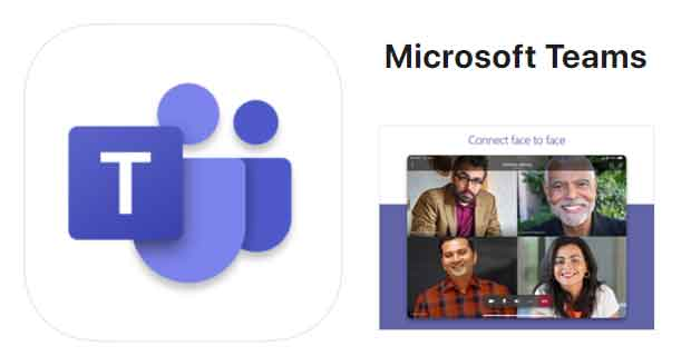 Microsoft Teams, versions gratuites Android et iOS