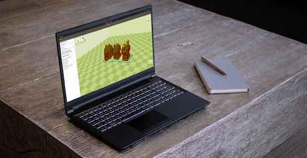 Ordinateur portable Linux Oryx Pro de System76