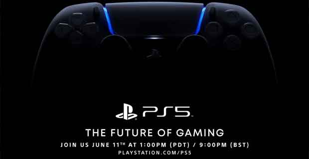 Console de jeu PS5 de Sony