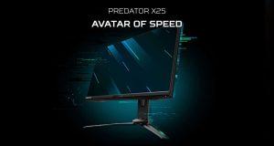 Moniteur Acer Predator X25