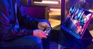 Moniteur gaming nomade Asus ROG XG17AHP