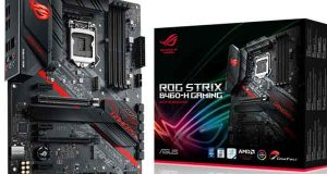 Carte mère ROG Strix B460-H Gaming
