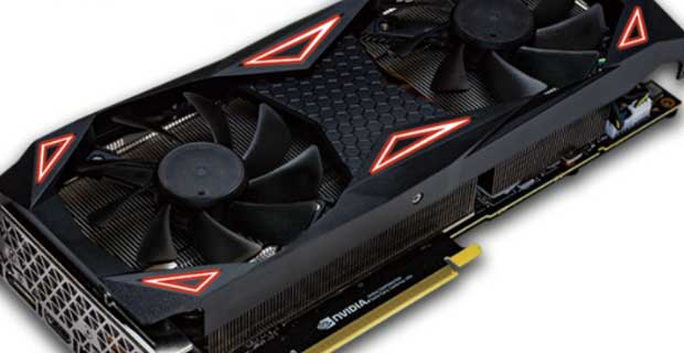 GeForce RTX 2070 Super ERAZOR X