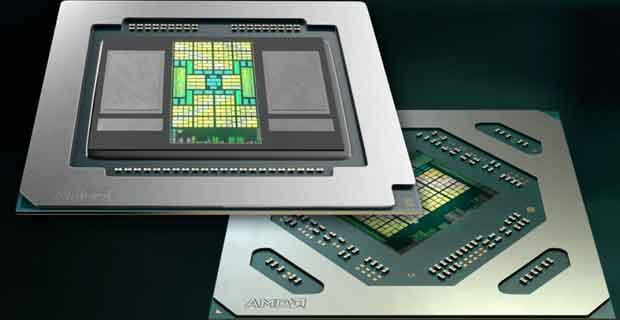 Radeon Pro 5000M series