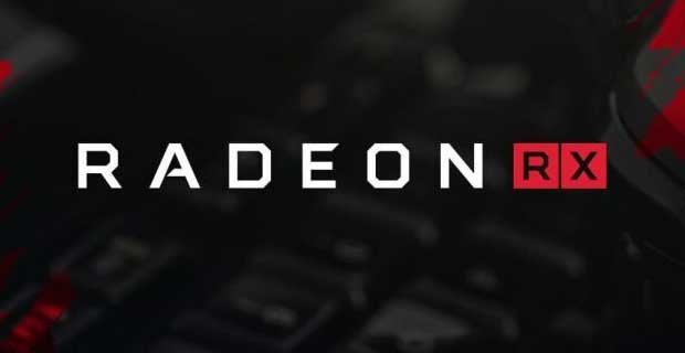 Carte graphique AMD Radeon RX