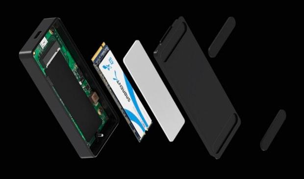 SSD Externe Sabrent Rocket XTRM-Q