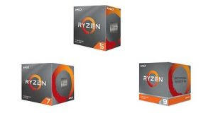 Ryzen 3000 series AMD