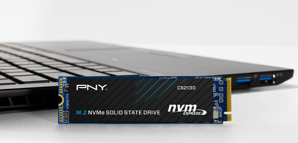 SSD M.2 NVMe CS2130 de PNY