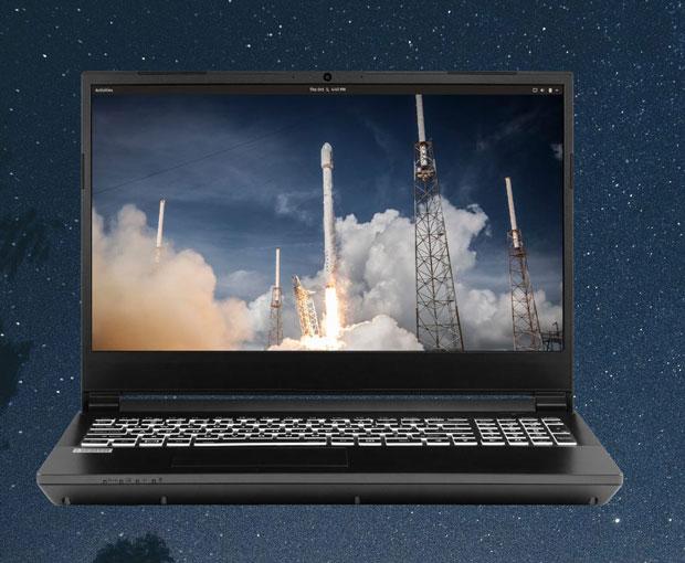 Ordinateur portable Linux System 76 Serval WS