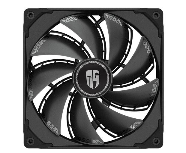 Ventilateurs Gamer Storm TF-120S et TF-140S de Deepcool