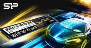 SSD M.2 NVMe 1.3 PCIe 4.0 x4 US70 de Silicon Power