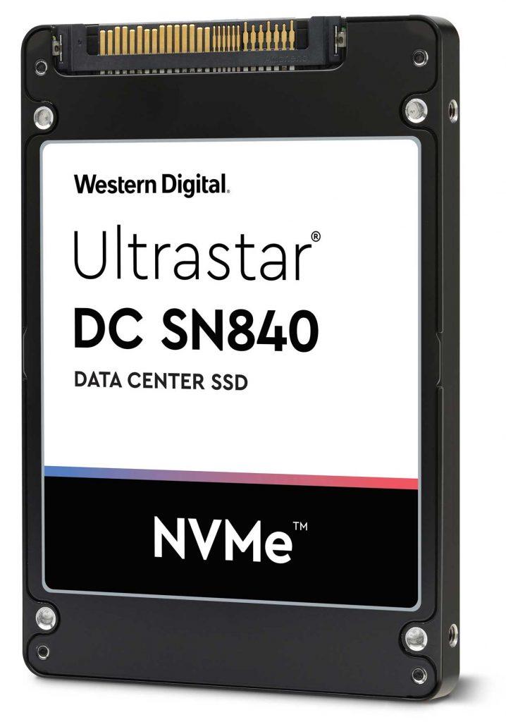 SSD NVMe Ultrastar DC SN840