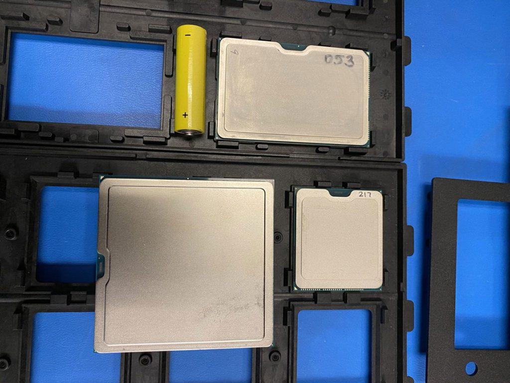 Package BFP d'Intel