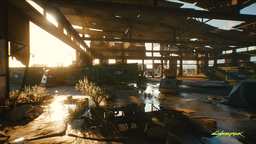Cyberpunk 2077 – Capture d'écran Juin 2020