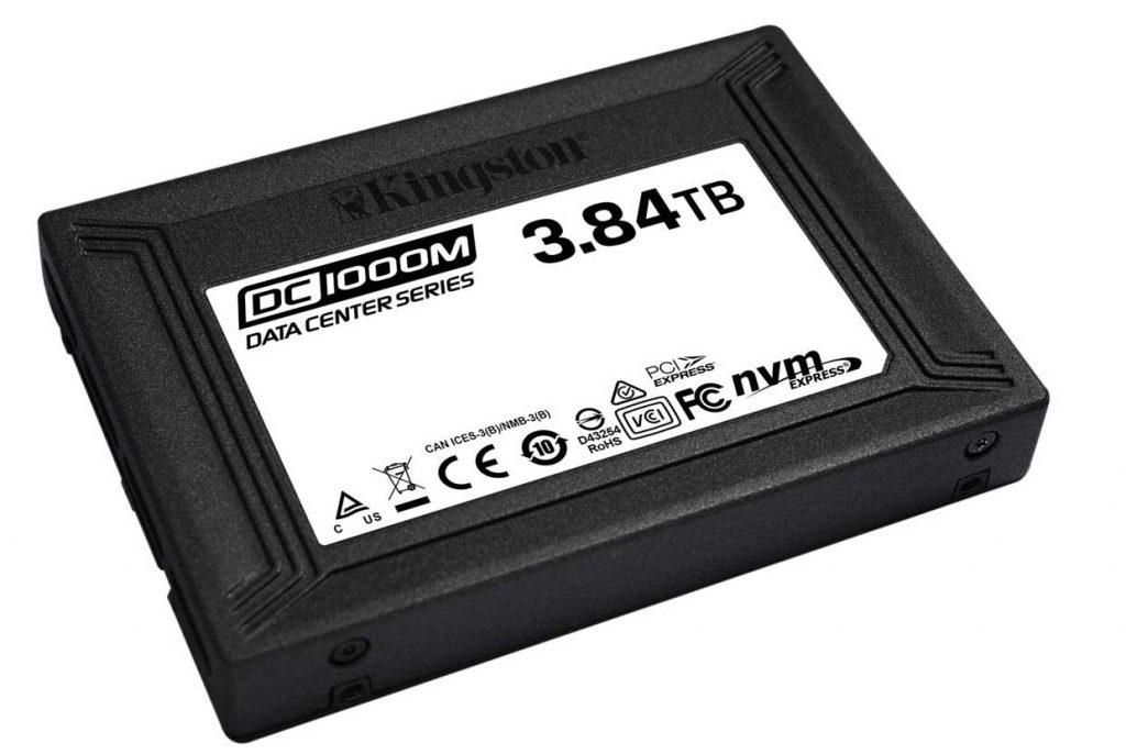 SSD DC1000M de Kingston