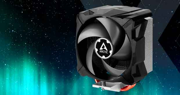 Famille des ventirads Freezer 13 X series d'Arctic