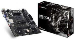 Carte mère Biostar B550MH
