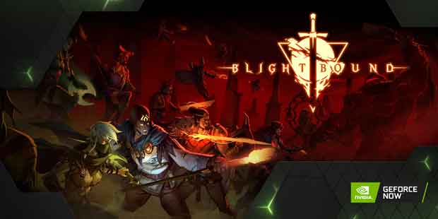 Blightbound disponible sur GeForce NOW