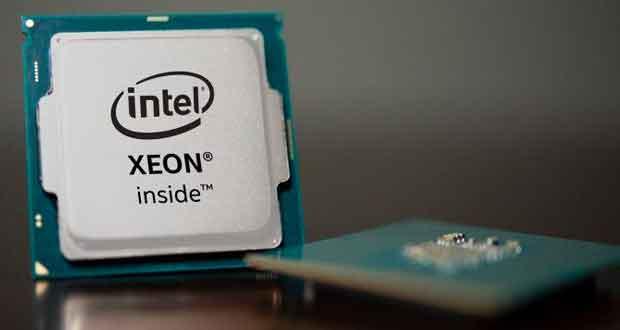 Processeur Intel Xeon