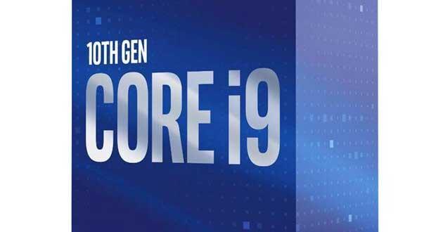 Processeur Intel Core i9 de 10ème génération