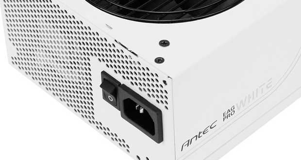 Alimentation Antec Earthwatts Gold Pro White 750W