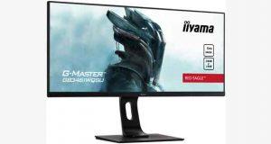 Moniteur gaming G-MASTER GB3466WQSU-B1 Red Eagle de IIYAMA