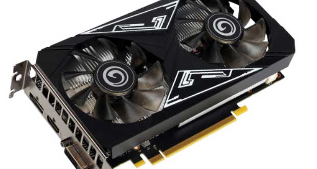 La GeForce GTX 1650 Ultra de Galax