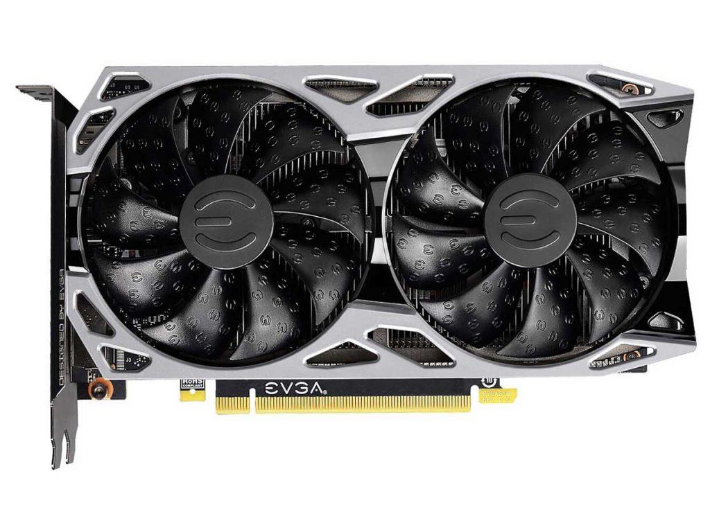 GeForce GTX 1650 KO (GDDR6) d'EVGA