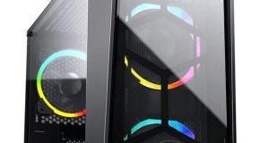 Boitier gaming MG120-G RGB de Cougar
