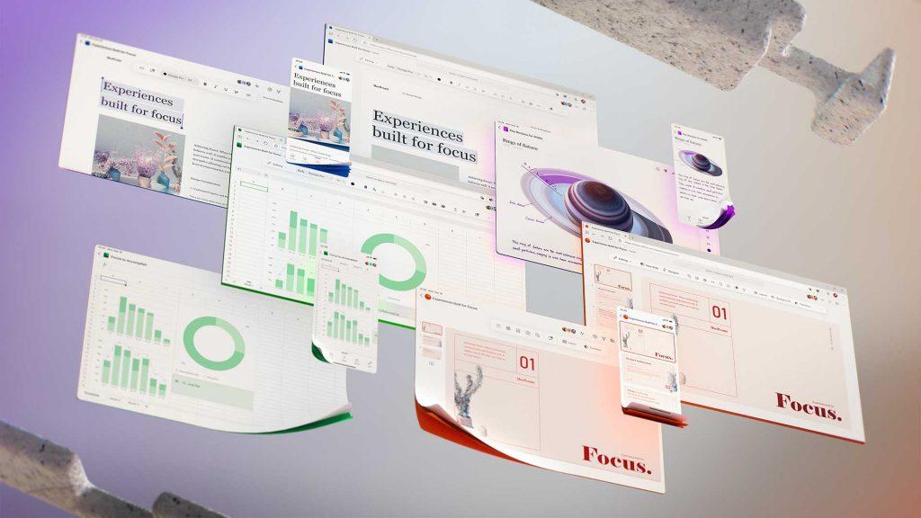 Nouvelle interface de Microsoft Office