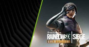 """Bundle """"Tom Clancy's Rainbow Six Siege Gold Edition"""" de Nvidia"""