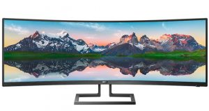 Moniteur Philips Brilliance 498P9