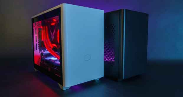 Boitiers MasterBox NR200 et MasterBox NR200P de Cooler Master