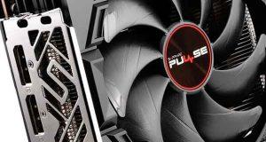 Carte graphique Radeon RX 5600 XT Pulse BE de Sapphire