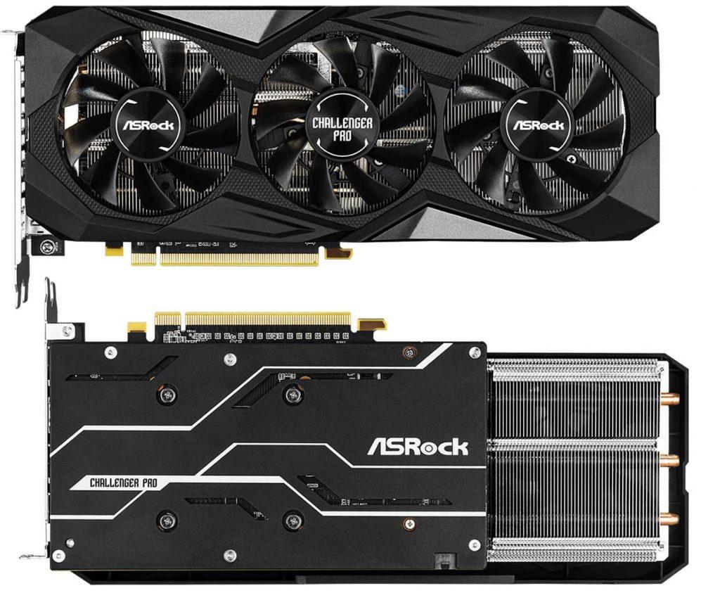 Radeon RX 5600 XT Challenger Pro 6G OC