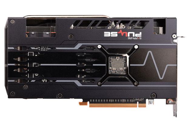 Radeon RX 5700 XT Pulse BE de Sapphire BE, Sapphire
