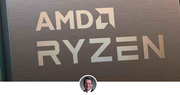Rick Bergman - AMD - Processeur Ryzen 4000 series