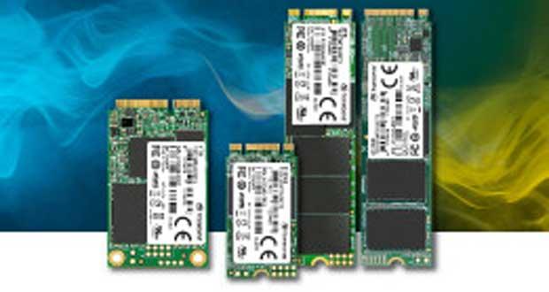 SSD Transcend NAND Flash 3D