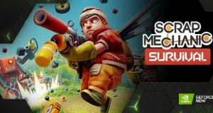Scrap Mechanic Survival