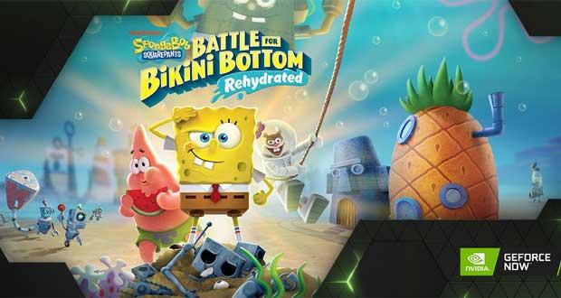 SpongeBob SquarePants: Battle for Bikini Bottom - Rehydrated (Epic)