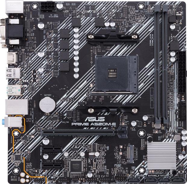 PRIME A520M-E PRIME A520M-E/CSM