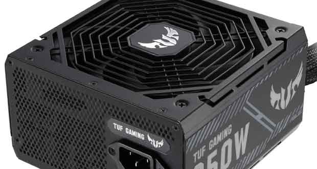 Alimentation TUF Gaming d'Asus