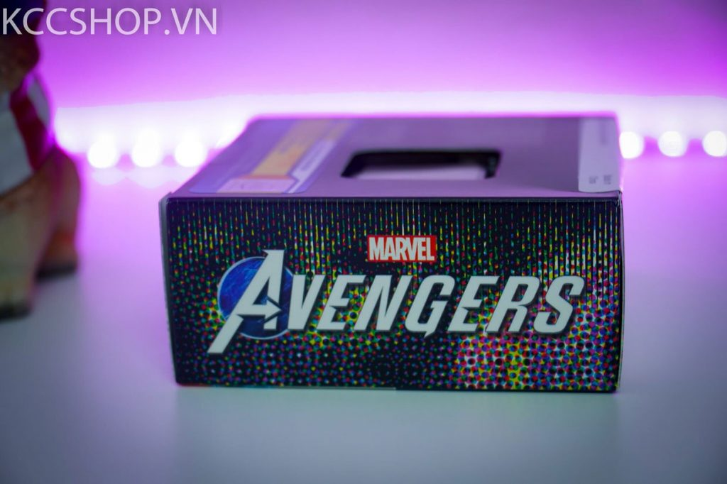 Processeurs Intel Core KA « Marvel Avengers Collectors »